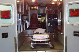 Medic 13 Internal Patient Compartment.JPG (851569 bytes)